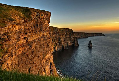 Fototapeta Cliffs of Moher Írsko  10137