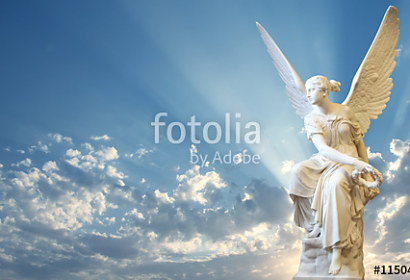 Fototapeta Angel in heaveni ft-115045609