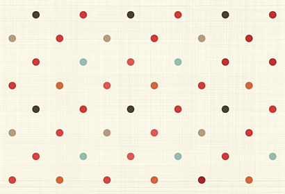 Fototapeta Colorful polka dot ft-46102534