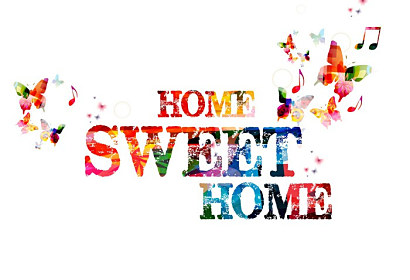 Fototapeta Home sweet home ft-60716243